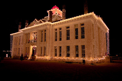 Johnson City Lights - December 23, 2009