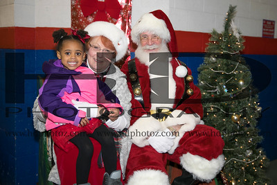 Skate with Santa, Capital Clubhouse 12-17-17