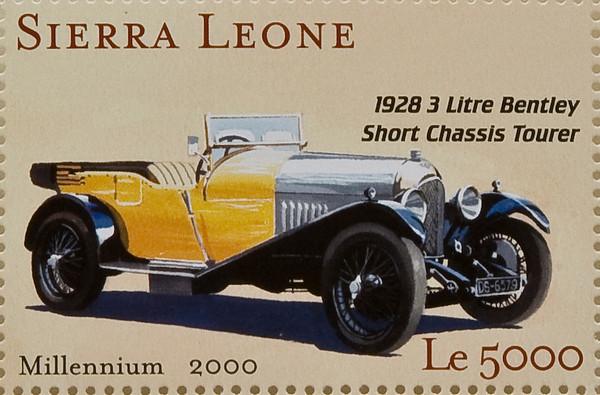 Bentley Stamps