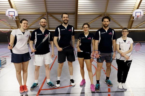 Badminton Saran