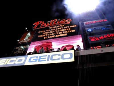 Phillies WS GM 5 Video