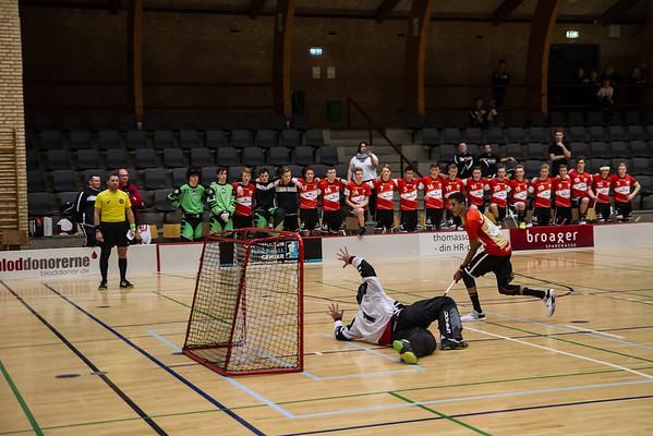 U19 Landshold kamp - Danmark vs Tyskland