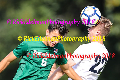 Evergreen vs Northwest U Mens Soccer