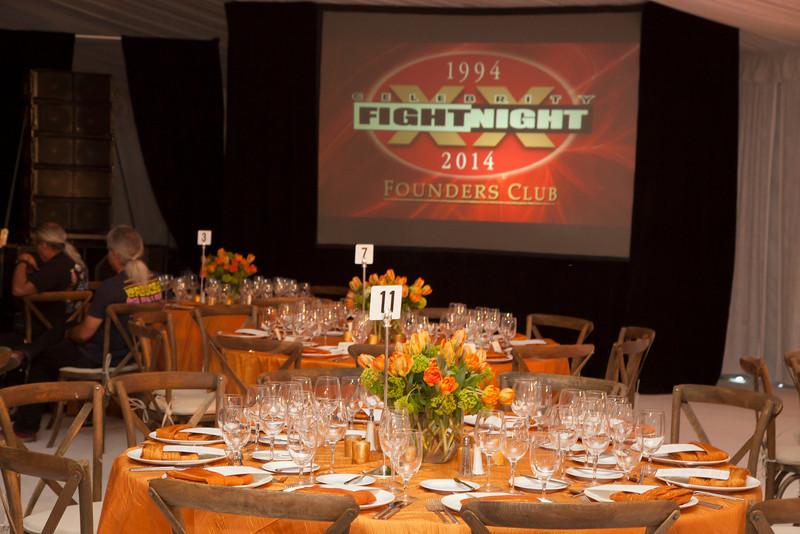 Celebrity Fight Night 2014