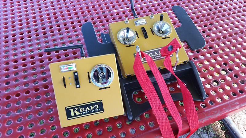 Kraft radios still being used, 2018
