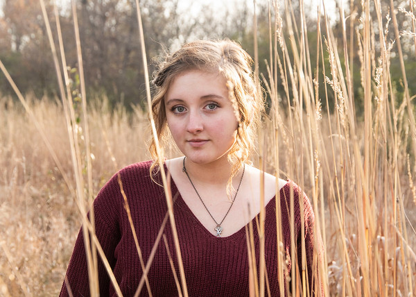 Jaycie Senior Portraits 2020