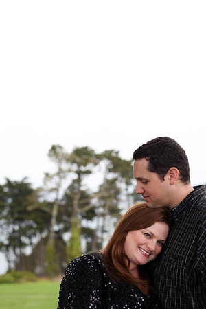 Golden Gate Park and Legion of Honor Engagement