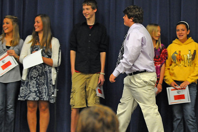 Zack's Award Ceremony