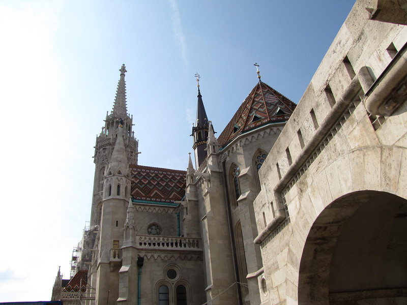 30-Mátyás Church