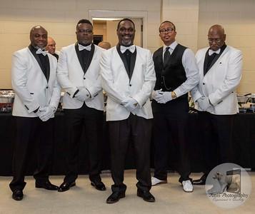 King Hiram Grand Council 3rd Annual Black And White Ball