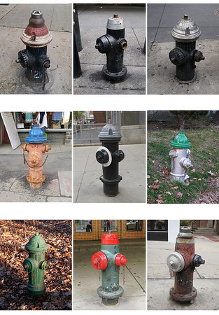 Fireplugs and Standpipes