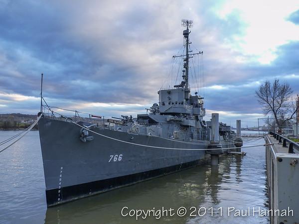 USS Slater (DE-766) – Albany, NY