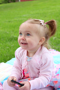Lucy 12 Months