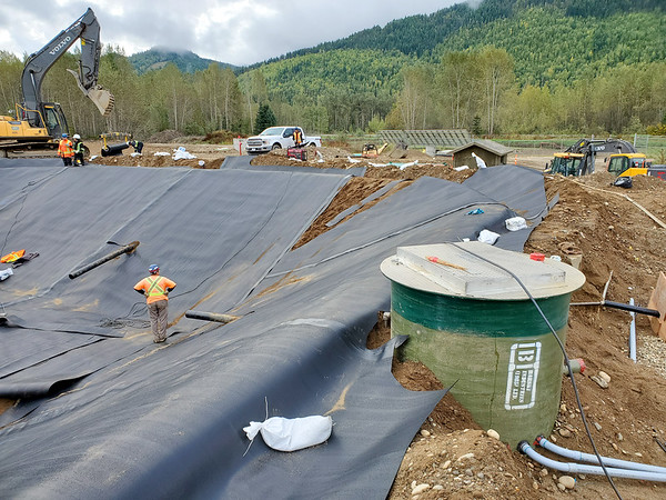 Clearwater Trans-Mountain Wastewater Upgrades