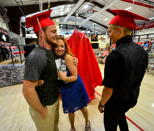 Twin Valley commencement ceremony - 061017