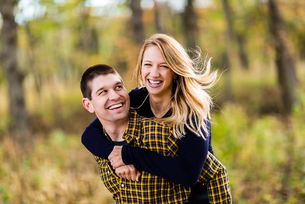 Sarah & Brent | October 2016 | Manhattan, KS | Chris