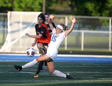 St. Charles North vs. St. Charles East sectional soccer