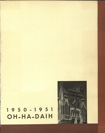 1951 Oh-Ha-Daih