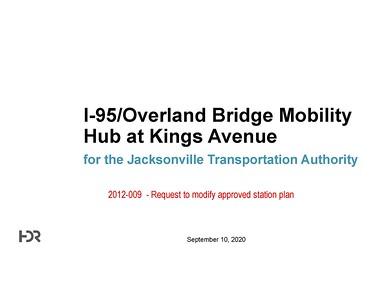 Overland Bridge Mobility Hub