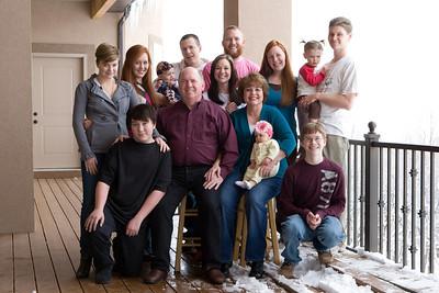 Christmas 2008 in Utah