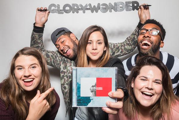 MSC RELEASE PARTY | GLORYWONDER