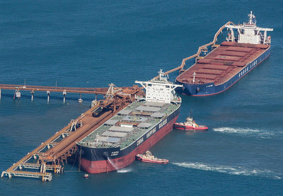 Dampier Port and Shipping