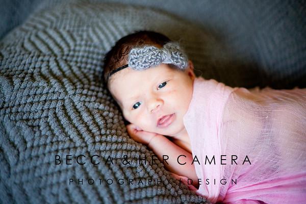 Raegan Gloeckler   Newborn