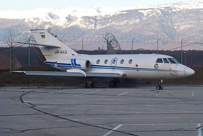 Ukrainian Corporate Aircraft