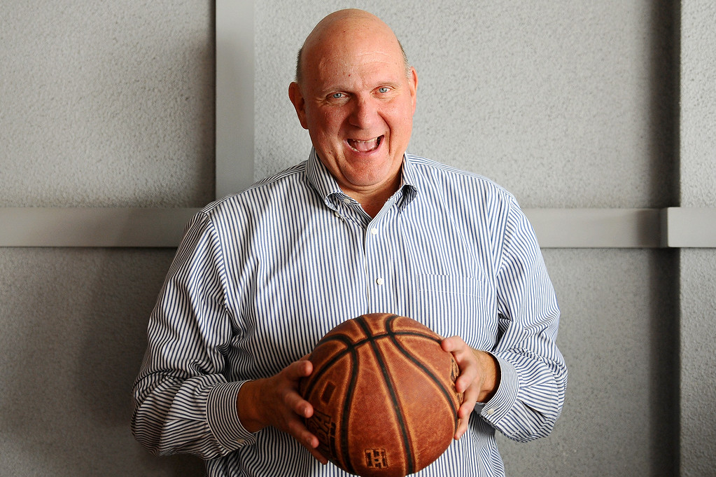 . <b>8. Steve Ballmer, 61, Clippers Owner </b> <br>Three seasons into his tenure as the world�s richest owner of a sports team, Ballmer is at a crossroads with Clippers regime, but regardless of who is on the court ...  (Andy Holzman/Los Angeles Daily News/SCNG)