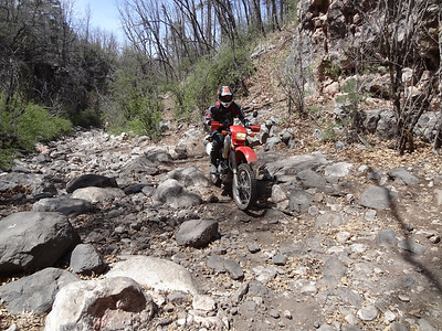 2013-05-04 Mingus Smiley Rock Dualsport