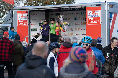 National Trophy CX Ardingly Show Ground Elite Women