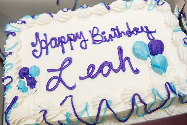 Baby Leah's 1st Bday