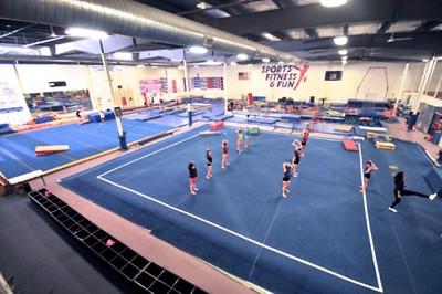 Sports Complex- Orange County Sports Club