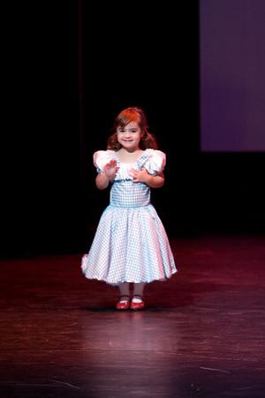 Dance Center Recital 6/1/08 Wizard of Oz