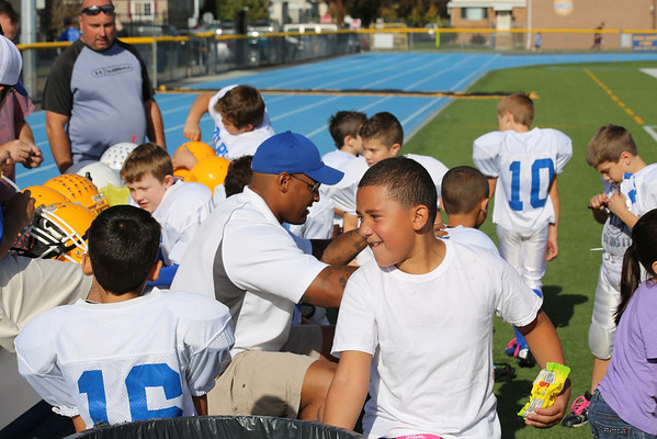 Mites vs. East Rutherford 10-20-12