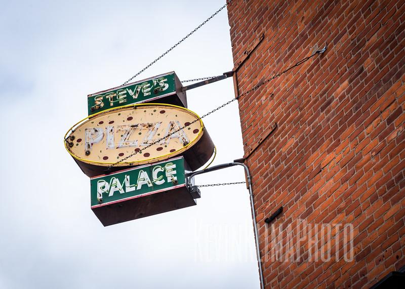Steve's Pizza Palace