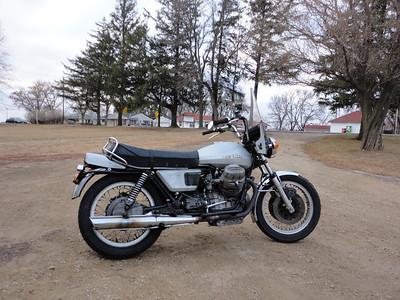 1976 Moto Guzzi