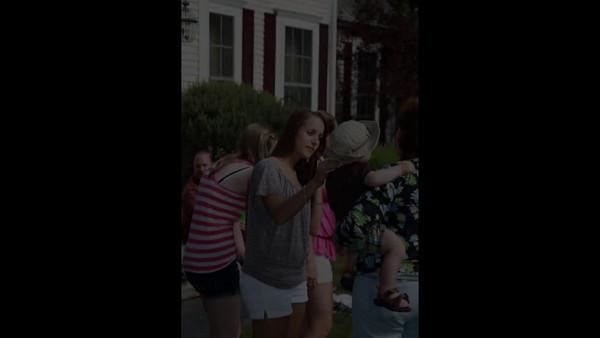 Jess Wyrsch Grad Party Video