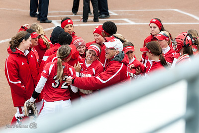 UW Sports - Women's Softball Game 2 - April 25, 2015