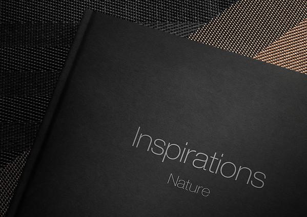 "Livre ""Inspirations"" Nature"