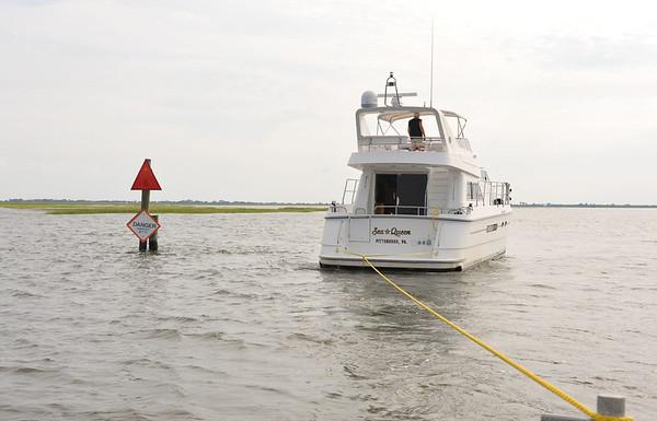 Sea Queen Salvage 09-14-09