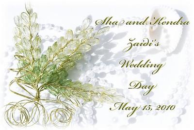 Zaidi Wedding