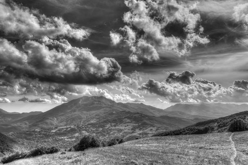 Alpe di Succiso - Monte Ventasso, Ramiseto, Reggio Emilia, Italy - June 21, 2015