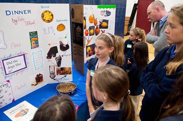 Grade 5 Science Fair