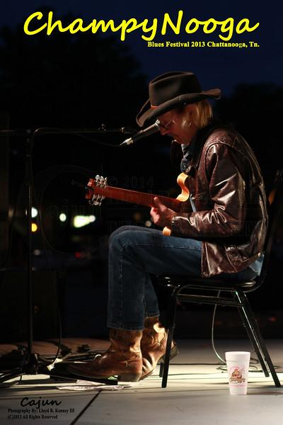 ChampyNooga Blues Festival 2013