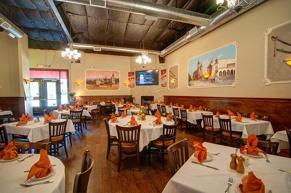 Polonia Restaurant Interior