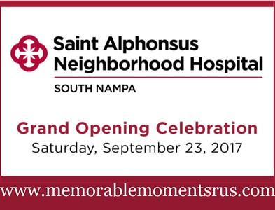 St. Al's Grand Opening