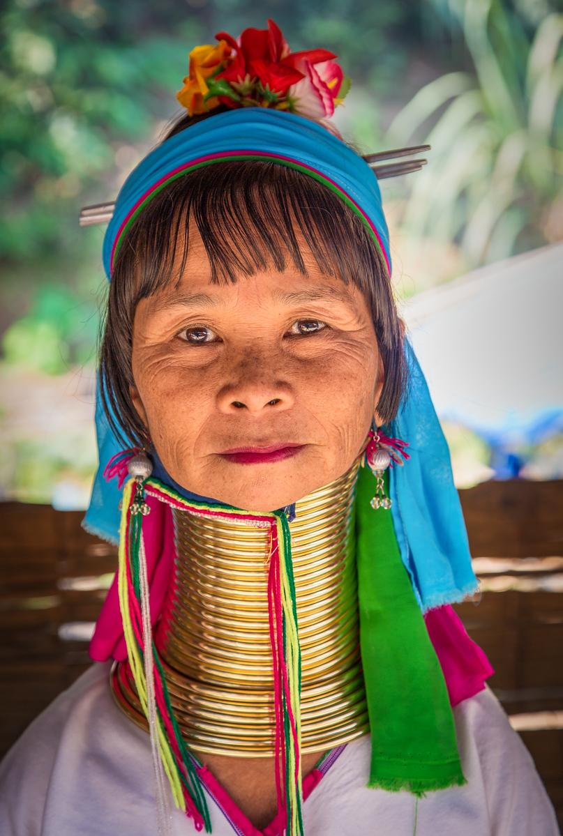 Long Neck Tribe (Yan Pa Doung)
