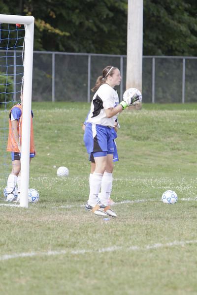 JV Soccer 2012