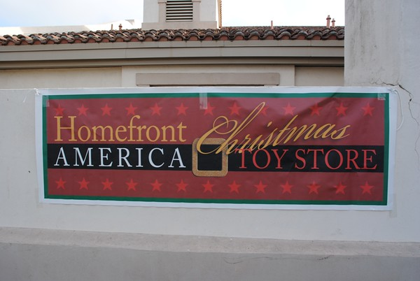 Homefront Toy Store 12/16/2017